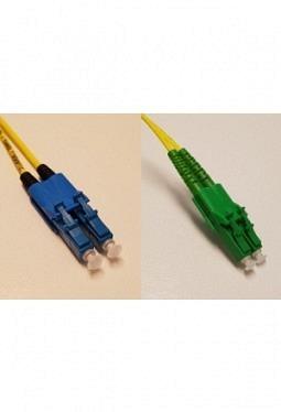 LC-PC zu LC-APC OS2 Duplex Patch